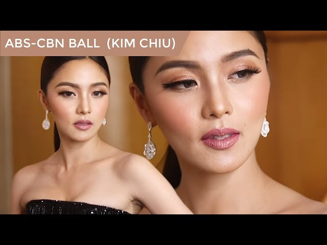 Makeup Session: ABS-CBN Ball 2018 look for Kim Chiu | Albert Kurniawan