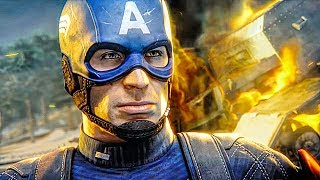 CAPTAIN AMERICA SUPER SOLDIER All Cutscenes Full Movie