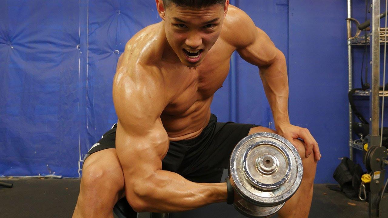 Hardcore Upper Body Workout 74
