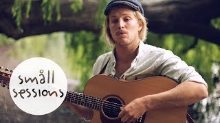 Australian singer songwriter Ziggy Alberts performs an acoustic ver...