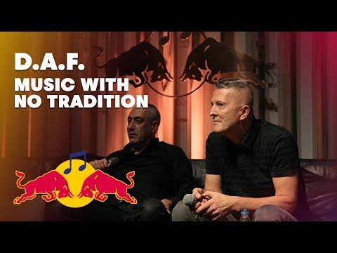 DAF Lecture (Berlin 2018) | Red Bull Music Academy