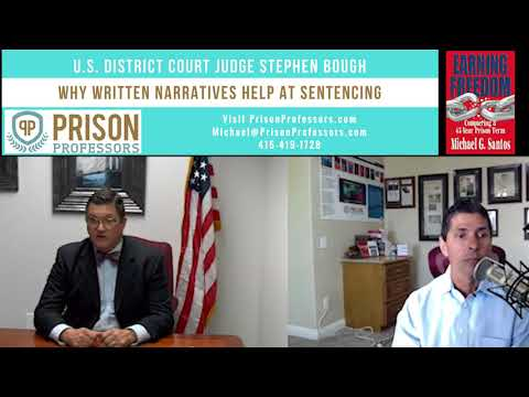 7. Sentencing Narratives with Federal District Court Judges