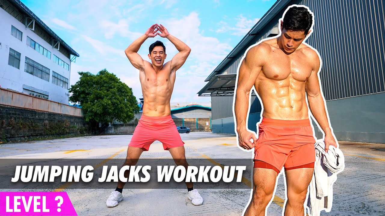Download All Jacks Workout! | Weightloss & Strengthening (Level 2 to Level ?)