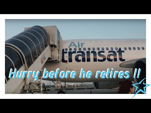 REVIEW | Air Transat | Airbus A310 | Economy Class | ✈