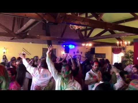 Holi Event Netherlands 2017