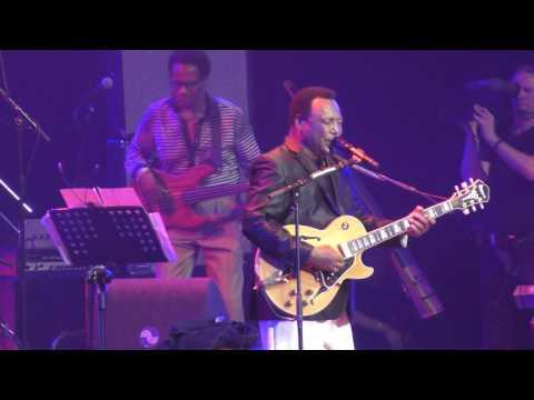 George Benson North Sea Jazz 2017 The Ghetto (Donny Hathaway)