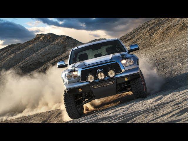 2007 - 2013 Toyota Tundra 4x4 Long Travel Off Road