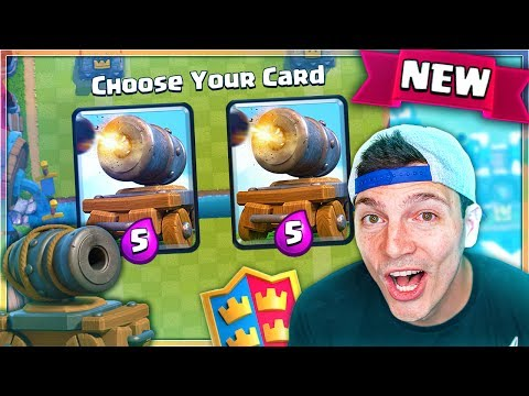 Thumbnail: WIN CANNON CARTS! New Draft Challenge Clash Royale Update!