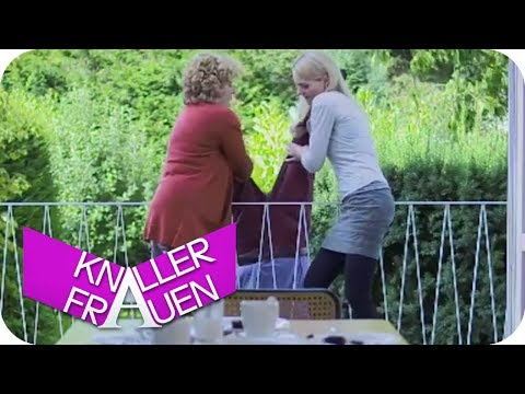 Papa in Aktion | Knallerfrauen mit Martina Hill