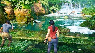 UNCHARTED The Lost Legacy Extended Gameplay Demo PS4 2017