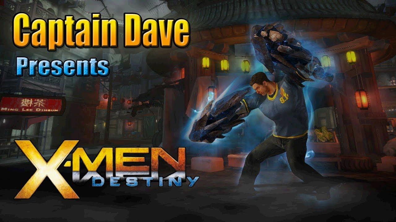 X-Men Destiny: Density Control: Walkthrough Part 1 - Zero To Hero ...