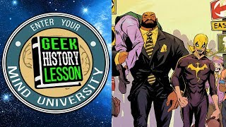 Best Marvel Comics Duos - Geek History Lesson