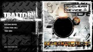 Nuclear  Device - Crime from hell (Traxtorm Records - TRAX 0051)