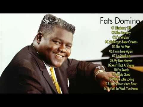 Fats Domino Greatest Hits Collection || The Very Best of Fats Domino