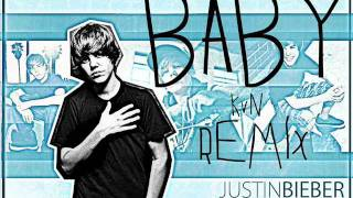 Justin Bieber Ft. Ludacris - Baby (KVN RMX)