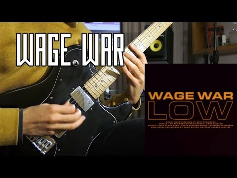 WAGE WAR - Low (Cover) + TAB