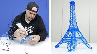 NUNCA PENSEI conseguir à primeira   Construção 3D