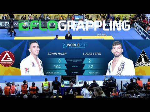 Lucas Lepri VS Edwin Najmi / World Championship 2016