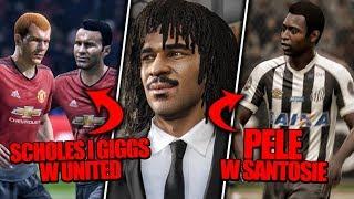 FIFA 19 MOD  IKONY W TRYBIE KARIERY  PORADNIK
