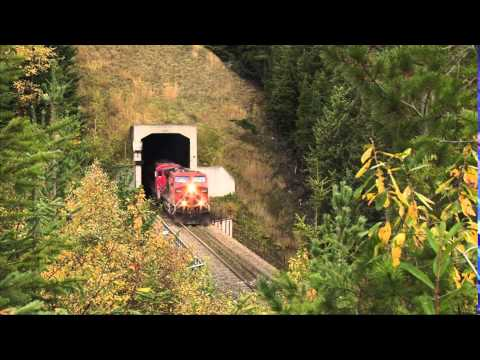 Rogers Pass: Canadian Pacific's Mountain Sub