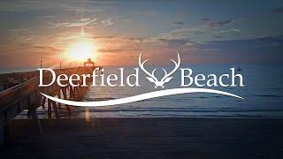 LIVE Deerfield Beach, FL USA  Beach Camera