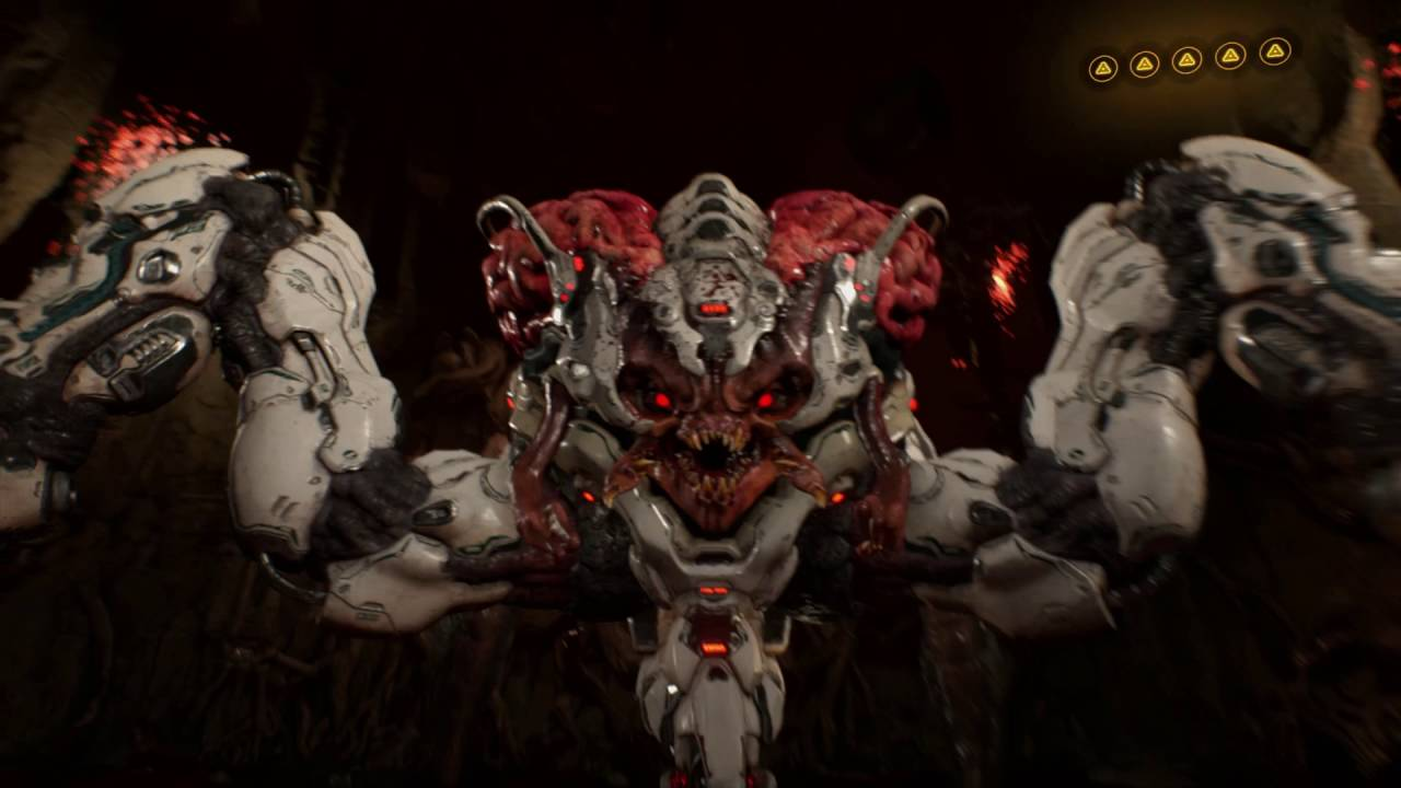 Doom 2016 - Argent D' Nur: Olivia Pierce Spider Mastermind Final ...