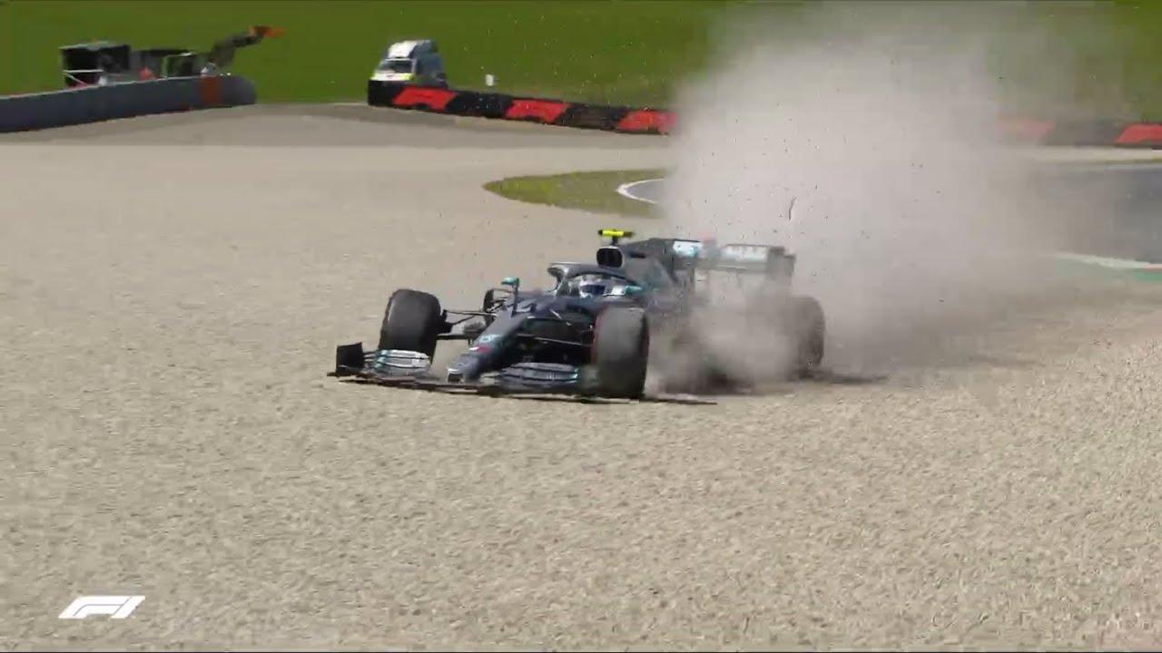F1 drivers do the same