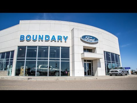 Welcome to Boundary Ford