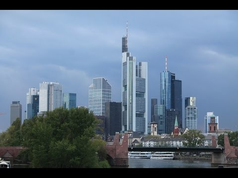 Frankfurt Financial District Eyed for Quartet of Towers