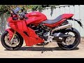 Ducati SuperSport S Test Ride | A comfortable sports bike??