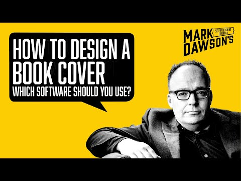 How To Design A Book Cover: Which Software Should You Use?