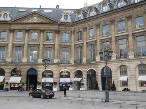 Tonybigt at Le louvre & Place Vendôme