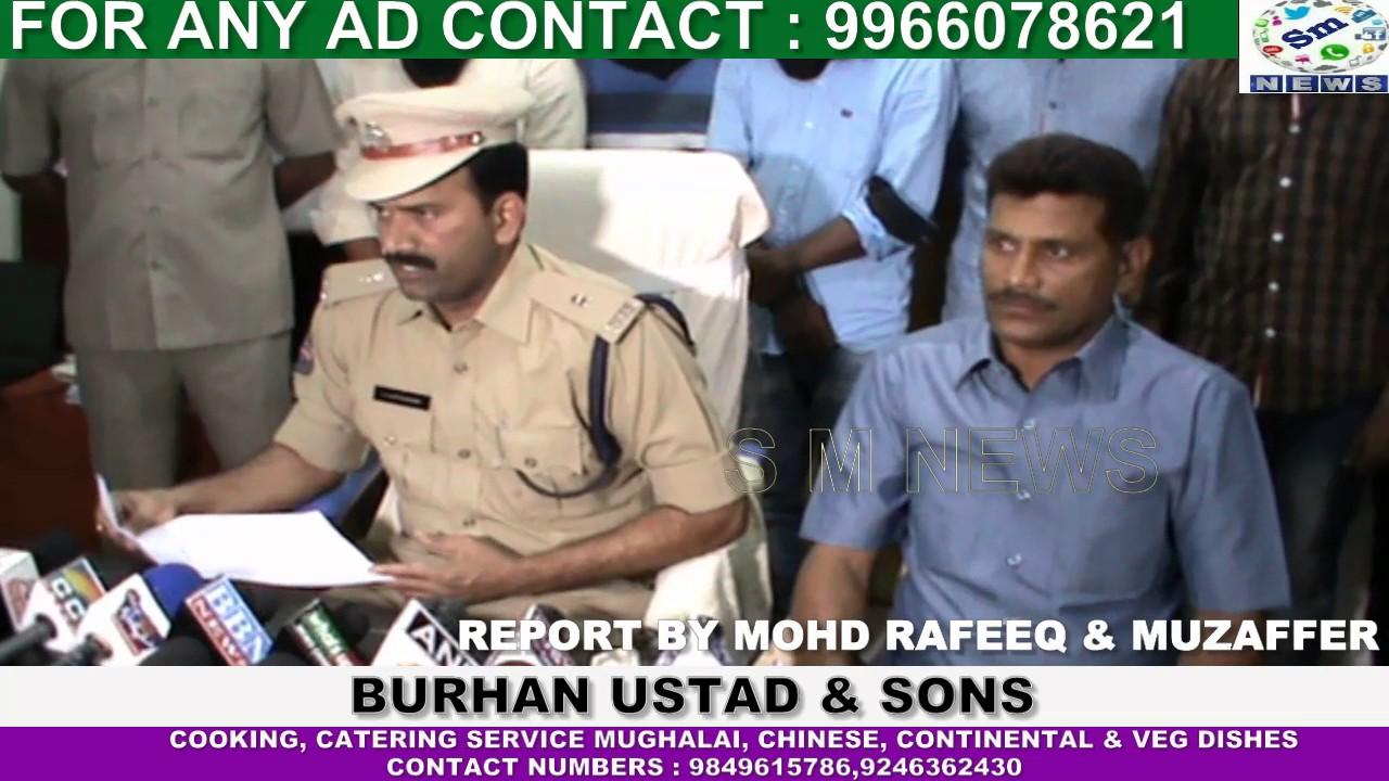 press-meet-east-zone-task-force-team-raid-on-cricket-betting-at-parsigutta-musheerabad