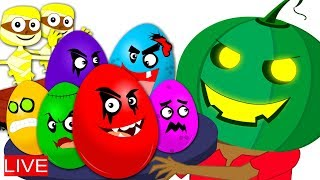 Haunted House Halloween Videos Cartoons For Kids