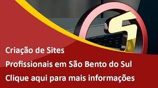 Empresa Desenvolvimento de Sites em São Bento do Sul - Samuca Webdesign