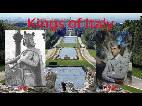 Kings of Italy