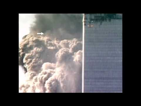 9/11 Strong-Case Demolition Charges (Luminous-Flashes of Light) Detonated In WTC 2
