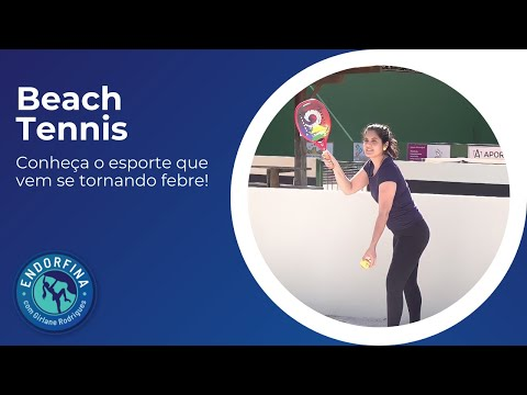 Venha conhecer o Beach Tennis