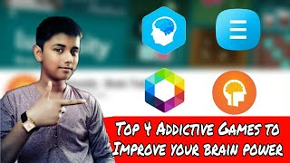 TOP 4 BRAIN GAMES IN ANDROID||2018 APRIL||By Got Hindi