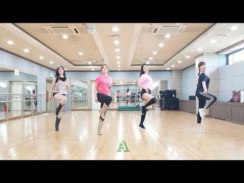 get-wild-line-dance🕴(dance-&-count)