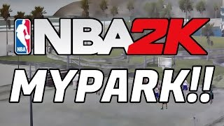 NBA 2K | MYPARK FROM 2K10 - 2K18