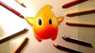 Drawing Luma Star