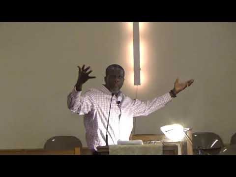 "Bryant Baptist Church - Pastor D. Omar Epps - ""Got That Winning Feeling"""