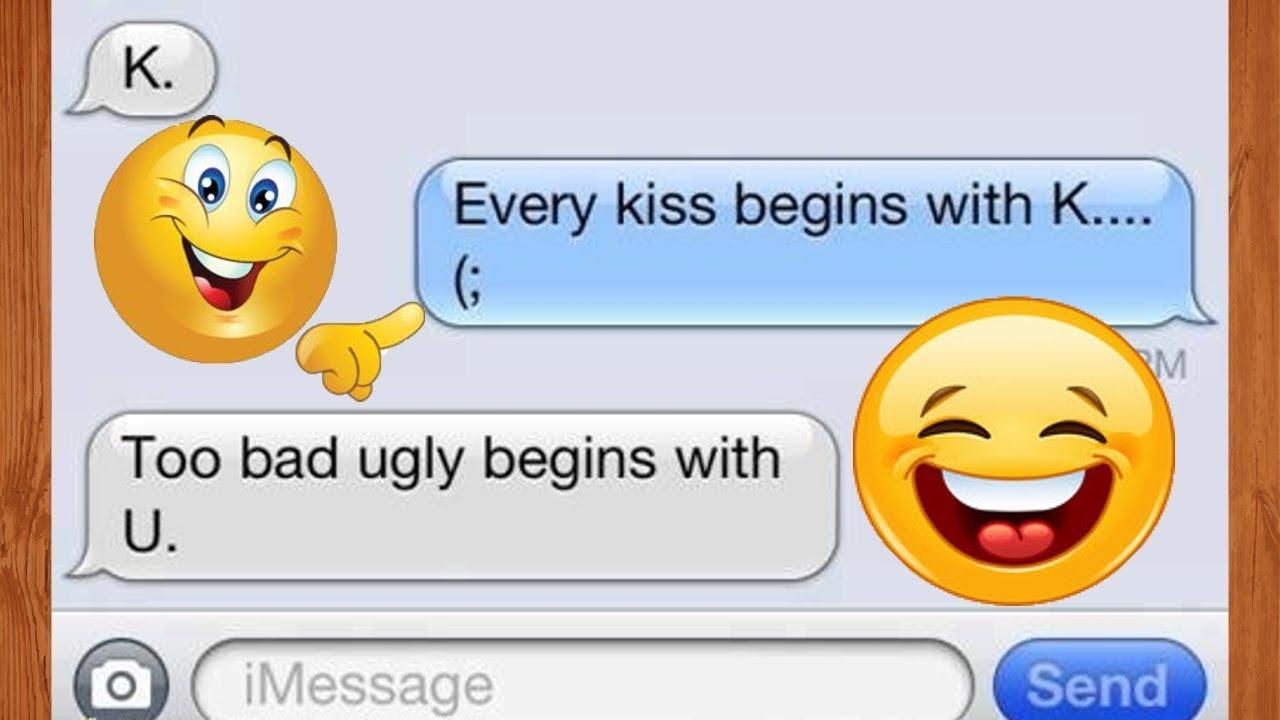 Top 10 Funniest Boyfriend/Girlfriend Breakup Texts - YouTube  Funny Boyfriend And Girlfriend Texts