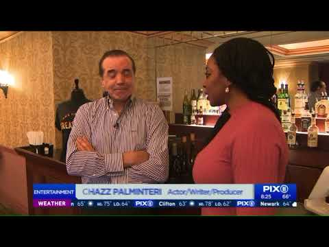 Actor Chazz Palminteri opens up about joining the Broadway cast of