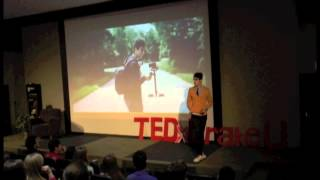 What's Weird | Sam Fathallah | TEDxDrakeU