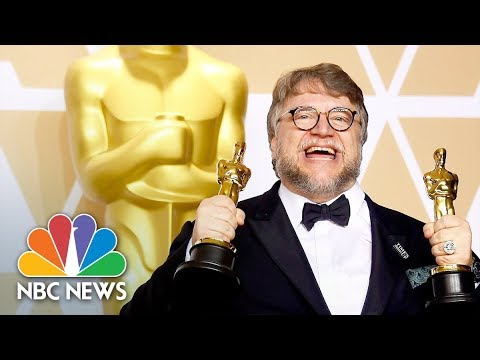 Latino Oscar Winners Celebrate Victory In Facing 'Difficult Moments' | NBC News