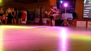 TŠ HOLOS - MČR Liberec 2012 - Latino show junioři sólo - Taneční orchestr
