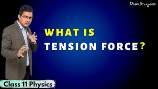 Tension force   ImpuĮsive Force   Class 11 physics