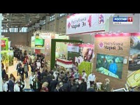 Смотреть фото В Москве начала работу агропромышленная выставка «Золотая осень-2019» новости россия москва